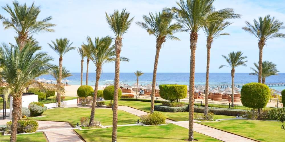 Urlaub in Ägypten machen