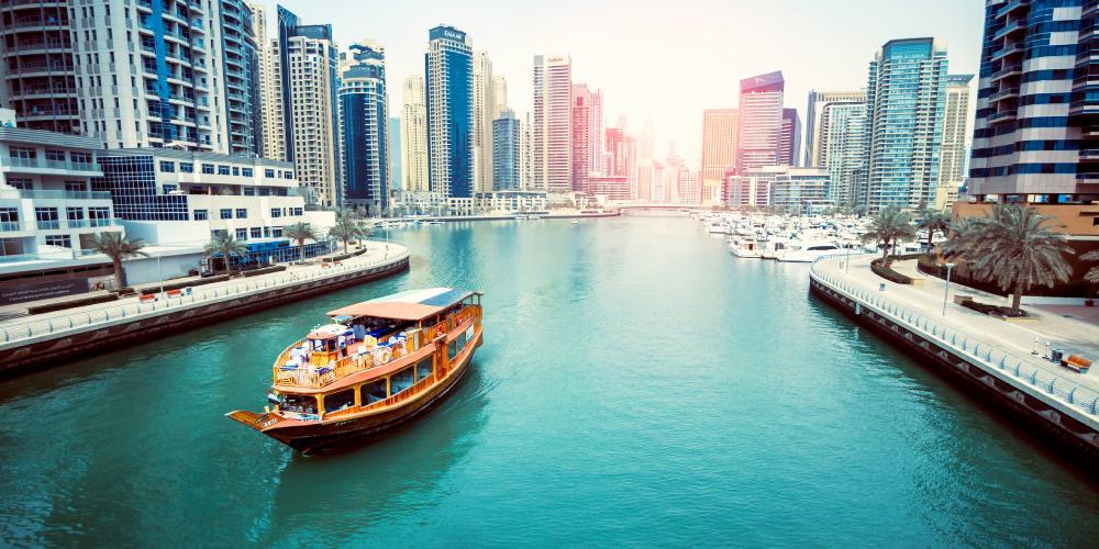 Urlaub und Reisen in Dubai