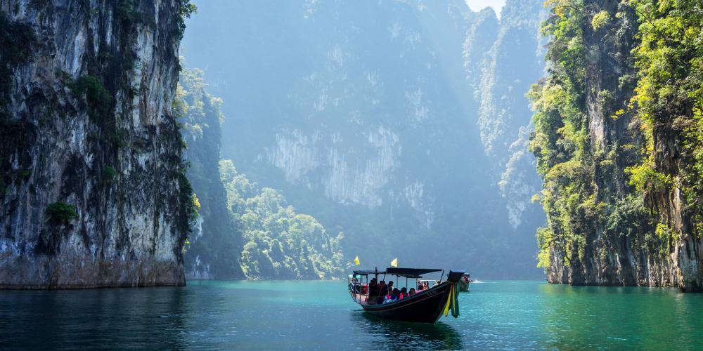 Thailand Urlaub beste Reiseziele