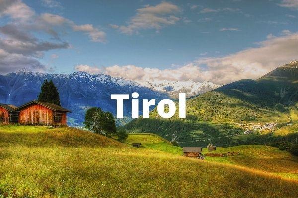 Günstigen Urlaub in Tirol Österreich buchen