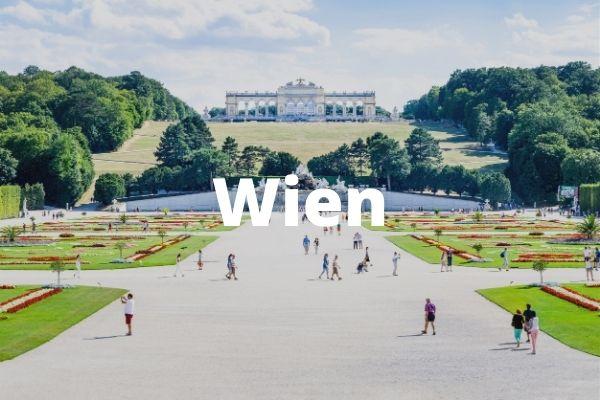 Günstigen Urlaub in Wien Österreich buchen