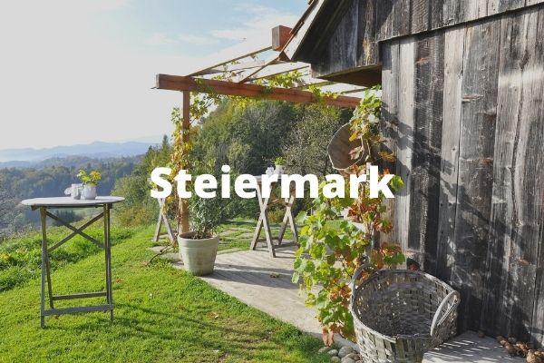 Günstigen Urlaub in Steiermark Österreich buchen